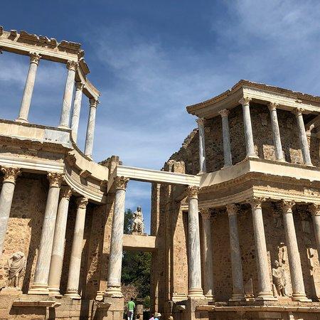 古罗马剧院照片