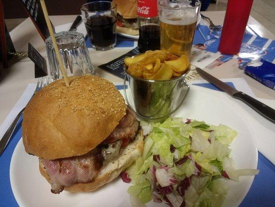Como Burger: alla grande!