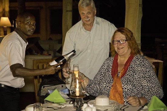 Predator Safari -4 Days: Celebrating our 40th wedding anniversary in Lake Masek