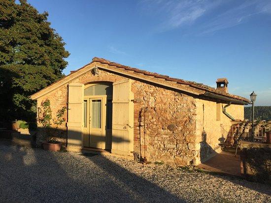 Agriturismo Poggio ai Legni: Our beautiful, self-contained apartment