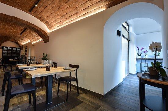 Ristorante Campo Cedro: La nostra sala interna