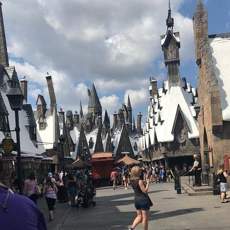 The Wizarding World of Harry Potter ภาพถ่าย