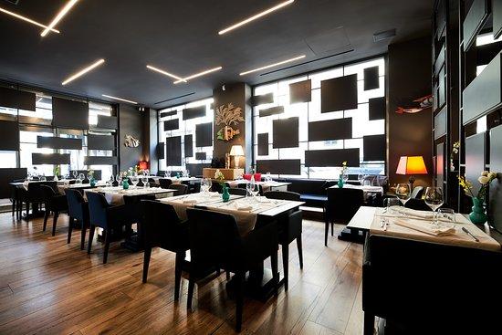 Gianni Restaurant: Gli ambienti