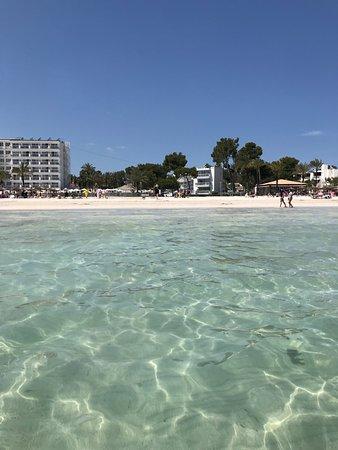 阿尔库迪亚海滩照片