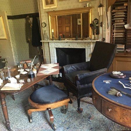 Home of Charles Darwin Down House Fotografie