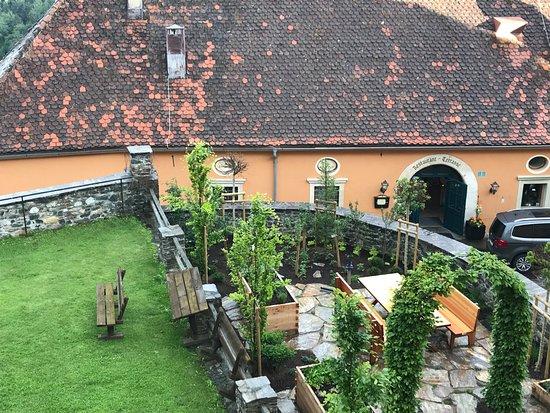 Deutschlandsberg, Austria: Blick auf das Restaurant