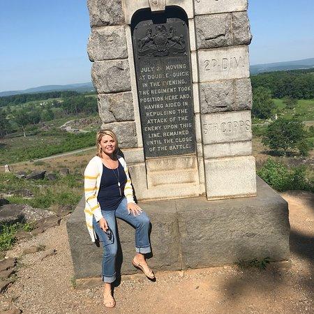 Ảnh về Gettysburg National Military Park
