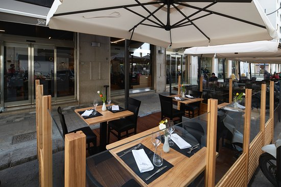 Gianni Restaurant: Il dehor