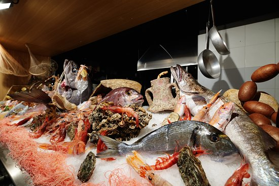 Gianni Restaurant: Pescato del giorno