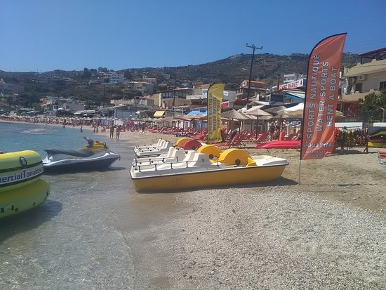 Aqua Star : Rent a boat& jet ski crete
