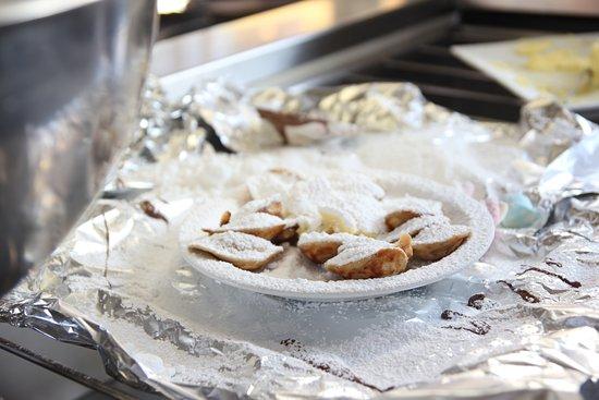 Dutch Diner: Poffertjes