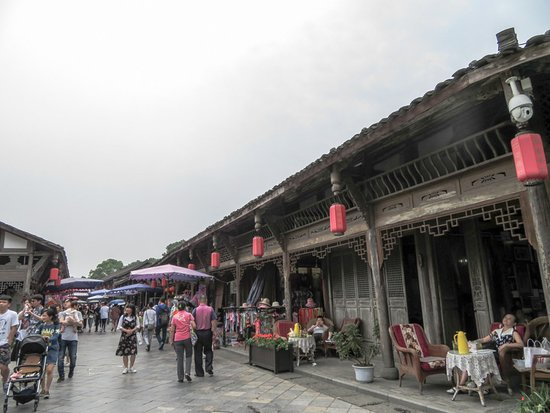 Anren Ancient Town
