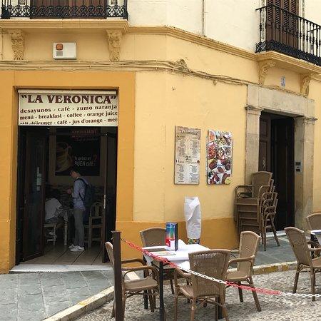 Bar restaurante la veronica ronda coment rios de restaurantes tripadvisor - Bares en ronda ...