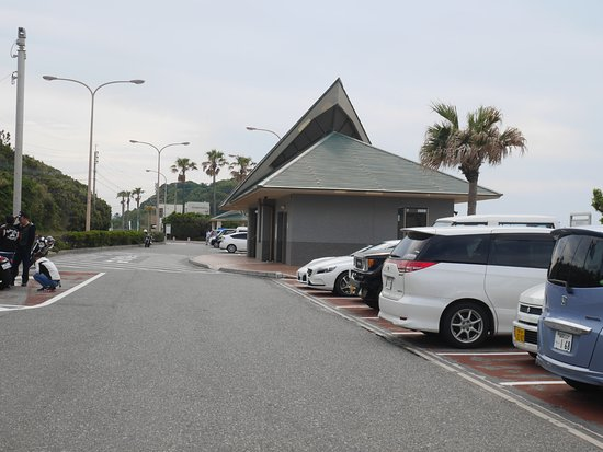 Nijo Parking Area