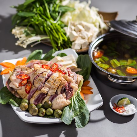 Gac Nho: Duck hot pot. You cant miss it.