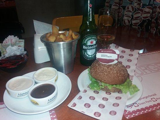 My Burger | Boa Viagem: MYB Secreto e Batata Kanoa