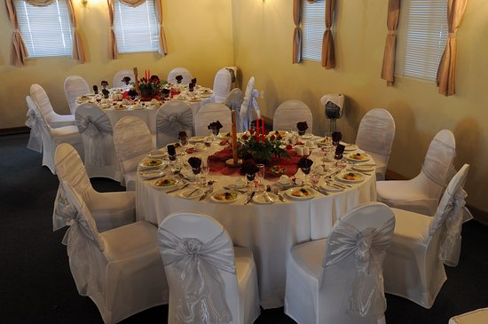 Royal Hotel: Function room