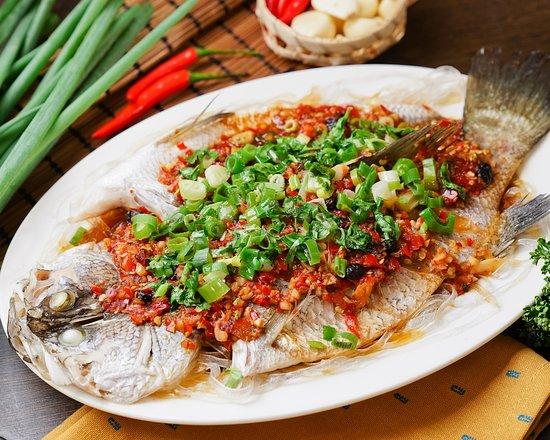 Lao Er Local Chicken: 剁椒魚