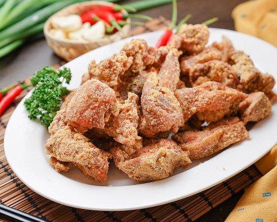 Lao Er Local Chicken: 鹽酥雞