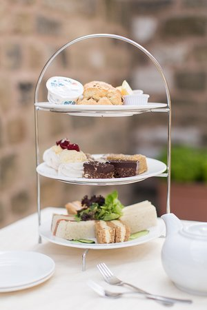 Granary Restaurant : Our locally well renowned Afternoon Tea. Bookings taken from 3pm.