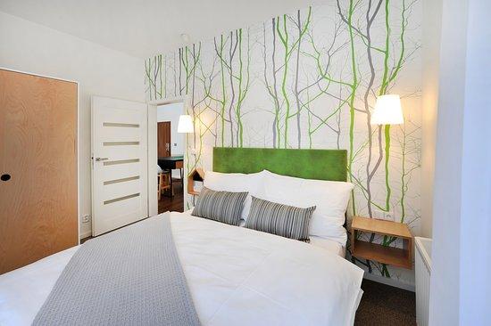 APLEND Vila Olívia : Spálňa s balkónom