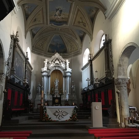Cathedral of Our Lady of the Assumption: Particolari.