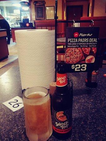 Pizza Hut: Nicht empfehlenswert