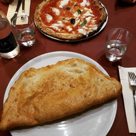 La Campagnola - Pizzeria & Trattoria: Pizza fritta