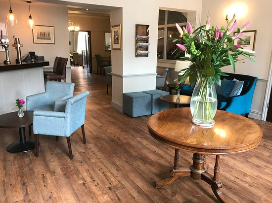 The Townhouse Chester : First impressions