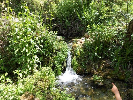 Bocairente, Spain: Saltando niveles
