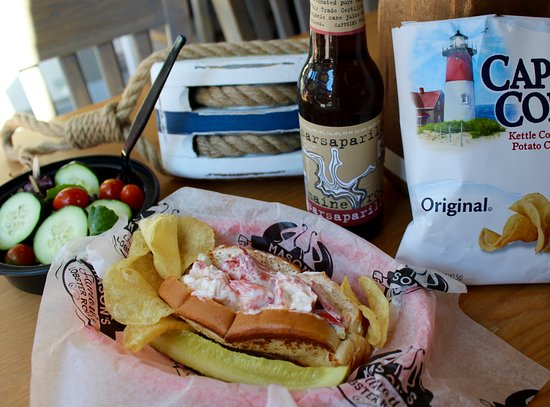 Mason's Famous Lobster Rolls : Delicious!