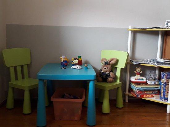 Villa Martin: Kącik zabaw