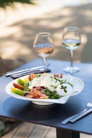 Le Mas de Couran: Salade