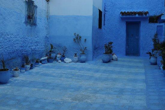Chefchaouen, Marocco: A beleza dos lugares