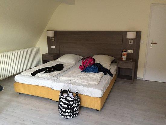 Hotel CityInn: 4-Bett-Zimmer