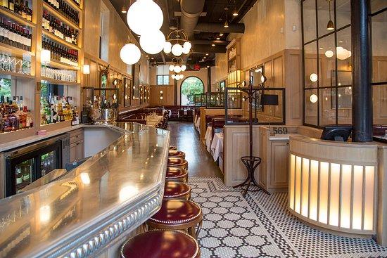 Aquitaine Bar A Vin Bistrot Boston South End Menu