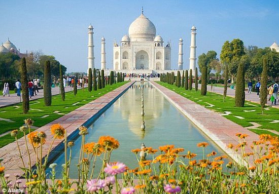 One Day Taj Mahal Tour: tajmahal-india