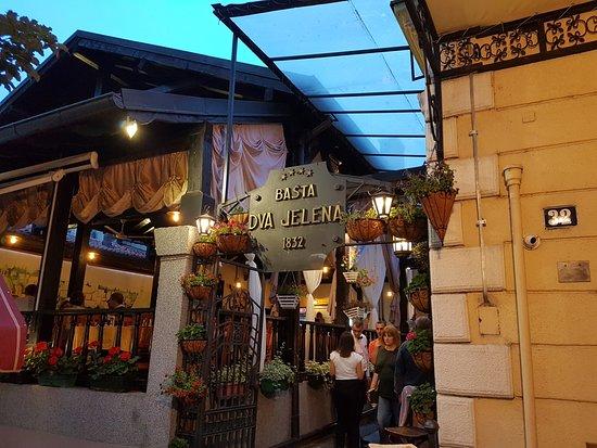 Dva Jelena (The Two Deer Restaurant) Photo