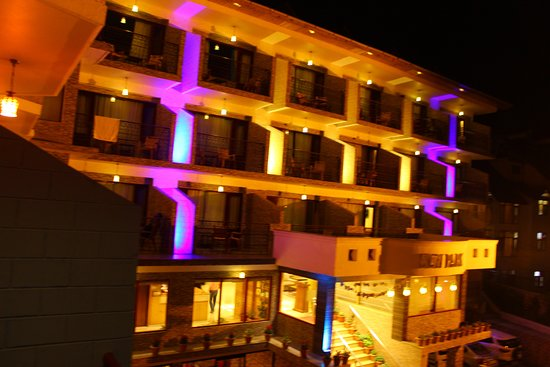 Sun Park Resort Manali: Happy Diwali!