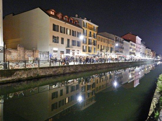 I Navigli: Канал