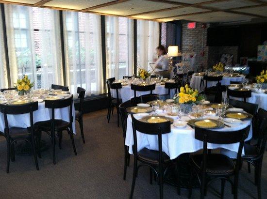 Cinquecento: Private Event Room