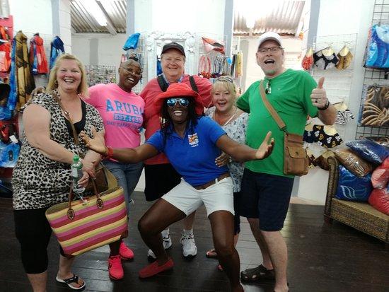 Rainbow Divers Inc. St. Lucia : Our Royalton clients after a day tour with Rainbow Divers Inc.