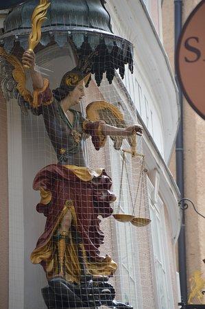 Salzburger Altstadt ภาพถ่าย