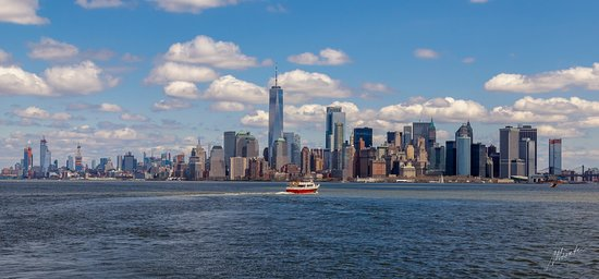 Circle Line: Complete Manhattan Island Cruise: viwe from the circle line tour