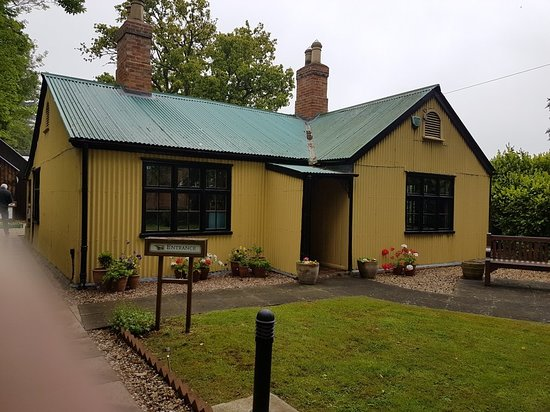 The Woodhall Spa Cottage Museum
