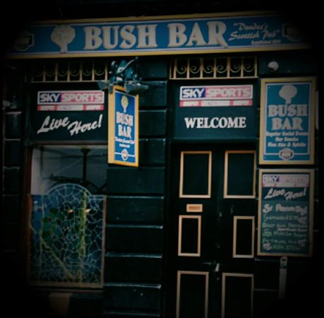 ‪The Bush Bar‬