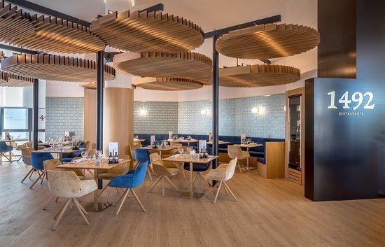 Barcelo Caceres V Centenario : Restaurante
