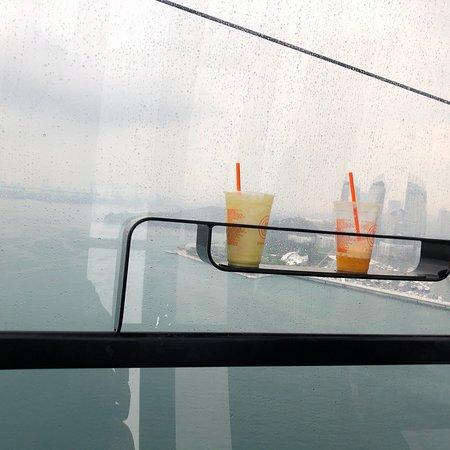 新加坡缆车照片