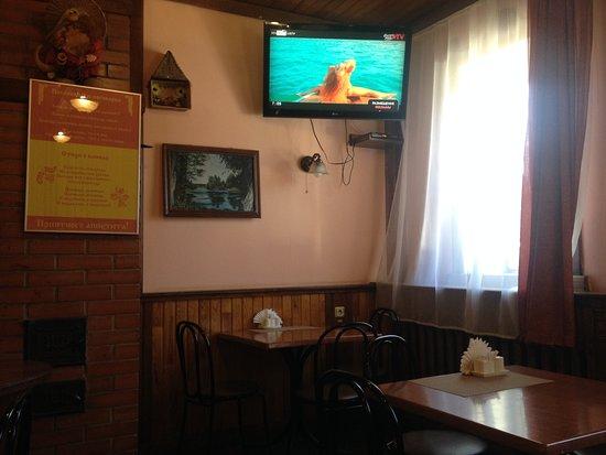 Tavern Krasna Izba: Вполне уютное место