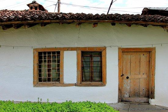 Gjakova, Kosovo: Summer kitchen.